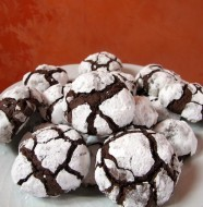 chocolate crinkles cookies-15